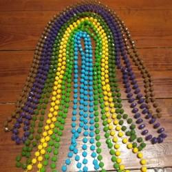 Necklace Mardi Gras