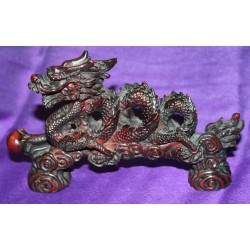 Big Dragon Resin statue From Nepal