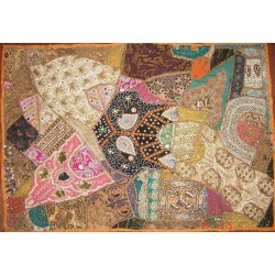 Handmade Patchwork Wallhanging
