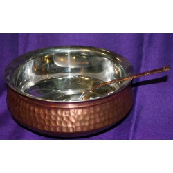 Cooking pan from India