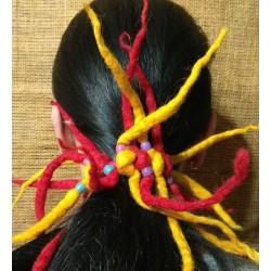 Hair band made of Felt