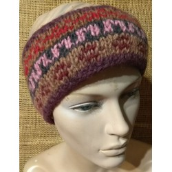 Headband Woolen with Fleece