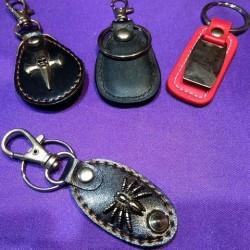 Keyholder made of Leather