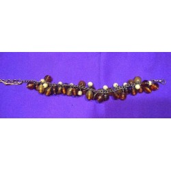 Anklet made with Beads