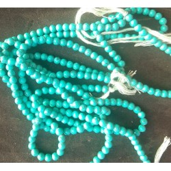 Turquoise Beads strand 34cm from India
