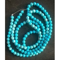Turquoise Beads strand 44cm from India
