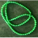 Aventurine Beads strand 40cm from India